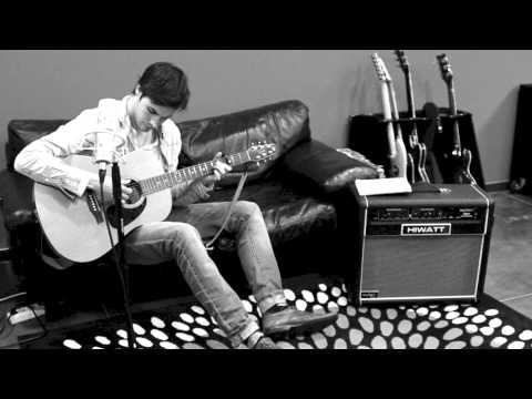Mathieu Clobert - Amy (Session Acoustique)