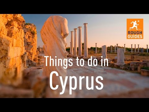 Things not to miss in Cyprus