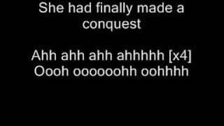 white stripes conquest lyrics