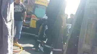حادث مرور مريع بولاية المسيلة