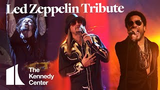 Led Zeppelin Tribute - Foo Fighters, Kid Rock, Lenny Kravitz - 2012 Kennedy Center Honors thumbnail