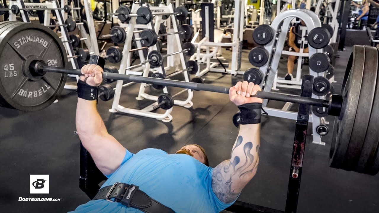 4 ways to improve your bench press advise