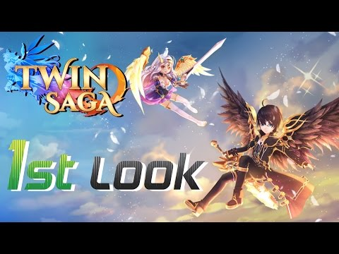 Twin Saga First Look