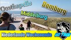 Niederlande Wochenendtrip Domburg Middelburg Oostkapelle