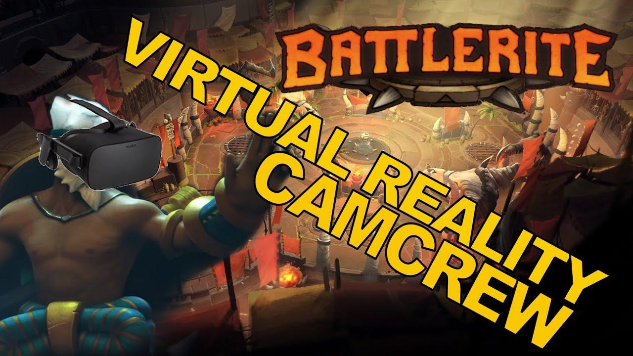 Download Battlerite VR Cam-Crew HYPE!!!!