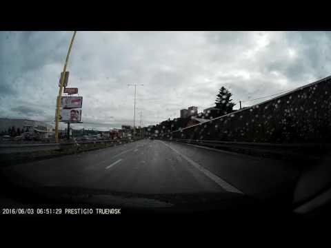 Hardcore Drive Kosice - Bratislava D1 Autobahn Full Road
