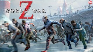 WORLD WAR Z - RUSSIA, MOSCOU COMPLETO || CO-OP  ft. HAGAZO