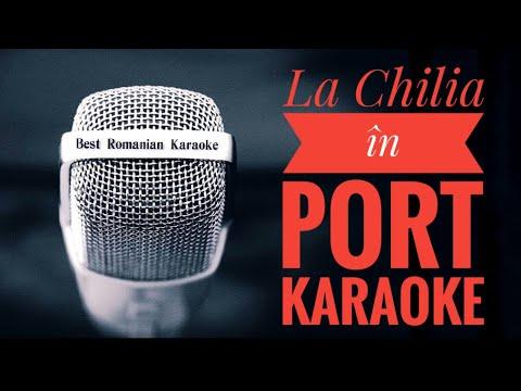 La chilia-n port Karaoke Versuri Negativ NOU 2019