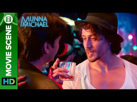 Tiger Shroff's show down | Munna Michael