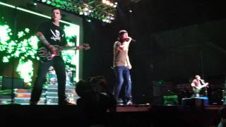3 doors down kryptonite champlain valley fair sept 2 2011