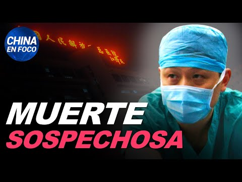 Personas se vuelven locas en centros de cuarentena. Muerte rodeada de misterio de un cirujano chino
