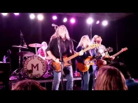 Kentucky Headhunters -- Spirit in the Sky, then Dumas Walker