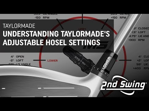 How To Use TaylorMade's Adjustable Hosel Settings