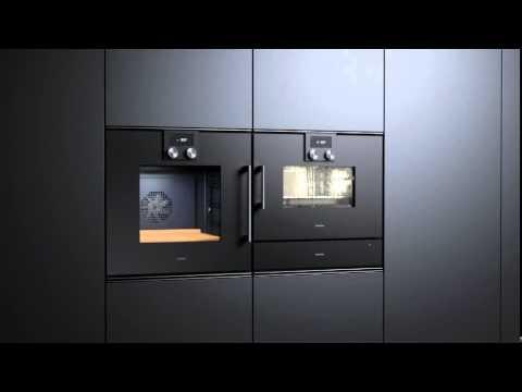 gaggenau back fen der serie 200 youtube. Black Bedroom Furniture Sets. Home Design Ideas