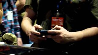 Playing Slam Bolt Scrappers at PAX East 2011