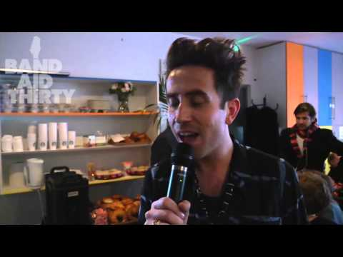 Band Aid 30 - Nick Grimshaw Interview