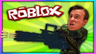 I PLAY ROBLOX?!?!?!?! | ROBLOX: Phantom Forces - Gameplay!