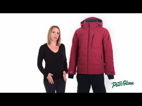 2017 Phenix Mens Sogne Insulated Ski Jacket Review by Peter Glenn