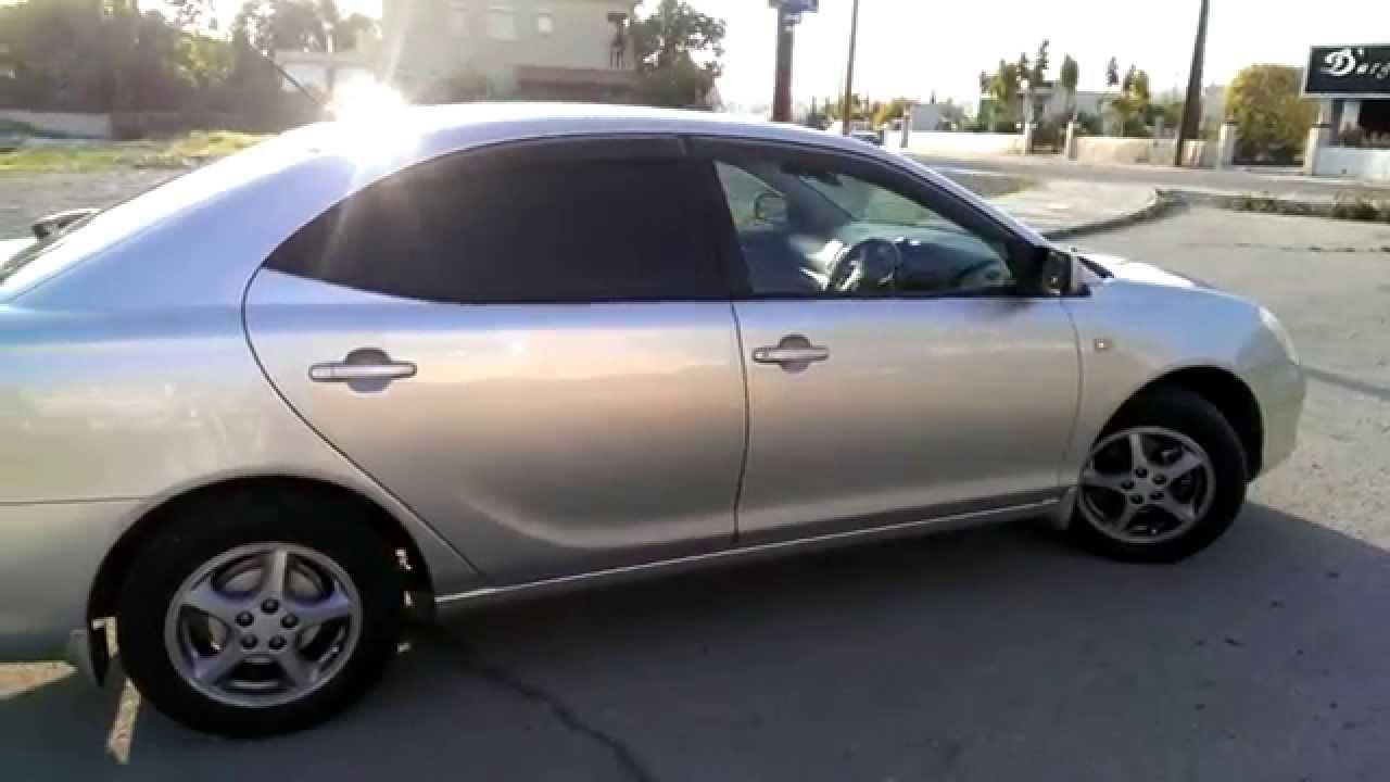 Toyota Allion 2002 Youtube