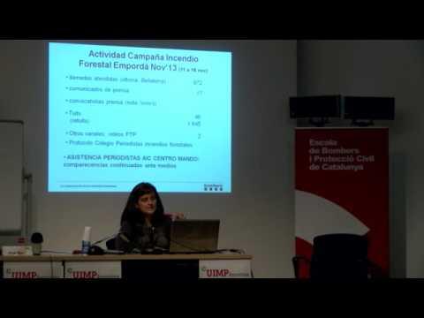 JEIF - Núria Iglesias / Bombers de la Generalitat de Catalunya
