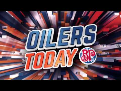 OILERS TODAY | at Golden Knights Pre-Game