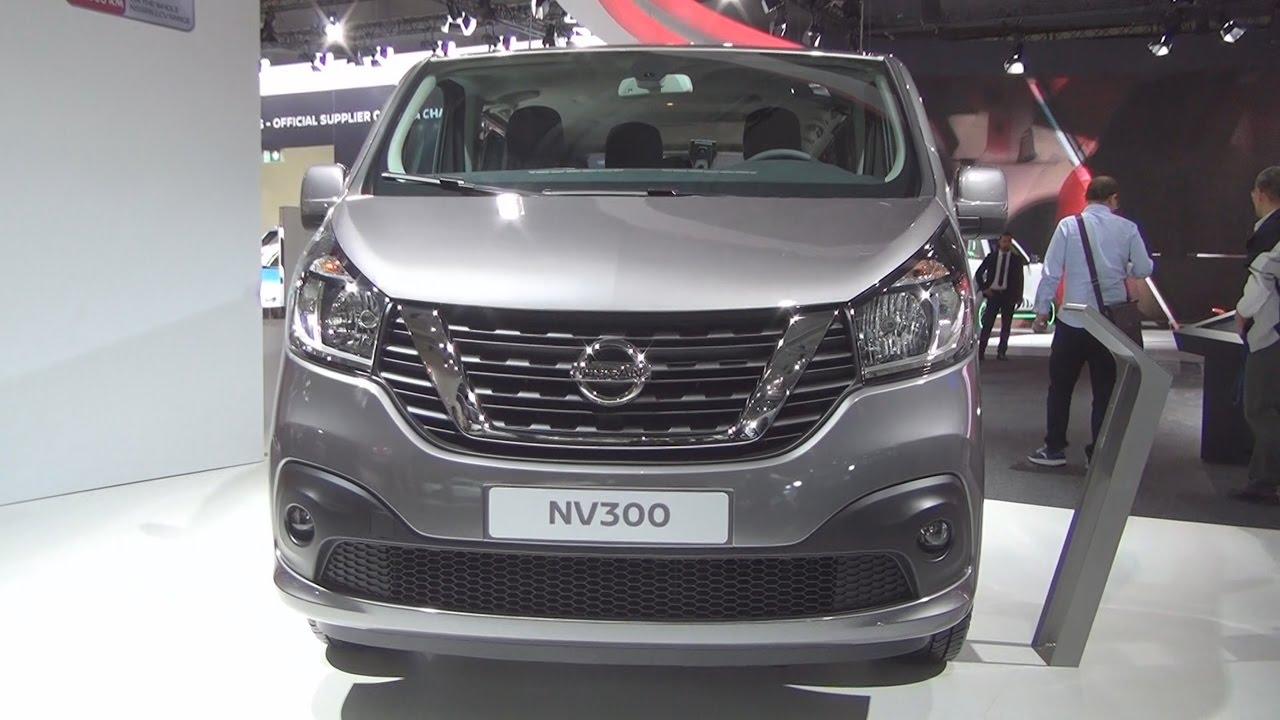 Nissan Nv300 Premium Dci 145 Combi Van Exterior And