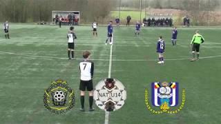 Nat. Elite U14 - Sporting Lokeren - R.SC. Anderlecht -  Eindstand : 1-3