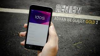 Review Advan i5E Glassy Gold 2, Harga Terjangkau Fitur Memukau