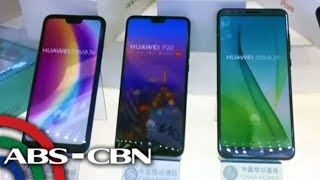 Google suspends some business with Huawei- source | ANC
