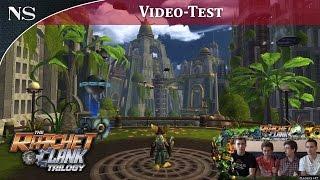 Ratchet & Clank Trilogy   Vidéo-Test PS3 (NAYSHOW)