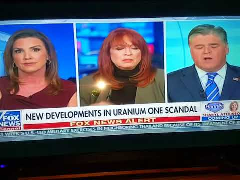 Hannity tail end of Uranium One treason