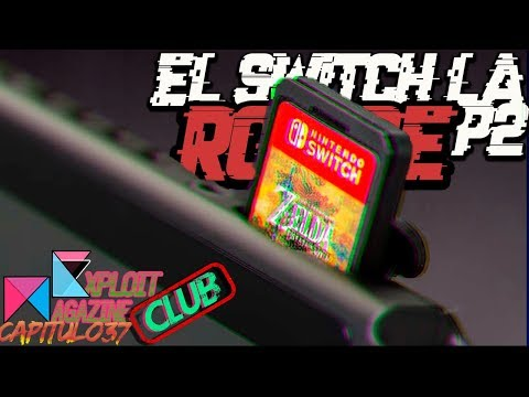 El Switch la rompió sin P2/ Exploit Club 37