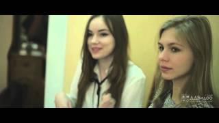 Подготовка к конкурсу «Мисс БНТУ 2016» (примерка)
