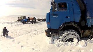 DubVision & Firebeatz -  Rockin -  Kamaz Arctic Challenge