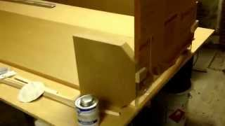 Sep 13, 2014 Building A 360 Gallon Acrylic Aquarium Part 1