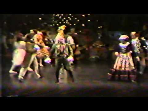 Nutcracker Houston Ballet 1989