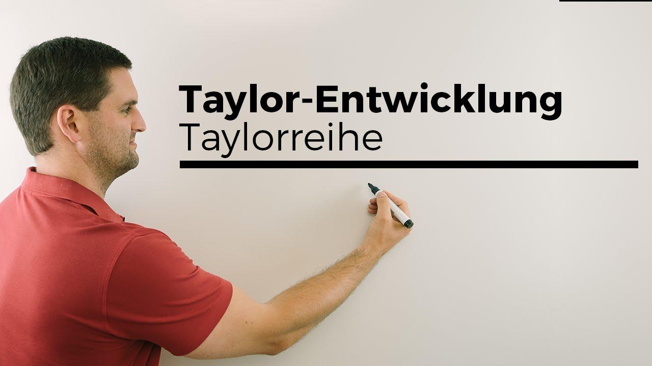 taylor entwicklung taylorreihe potenzreihe entwicklungsstelle xo 1 mathe by daniel jung. Black Bedroom Furniture Sets. Home Design Ideas