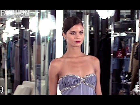 AZZARO Spring Summer 2010 Paris - Fashion Channel