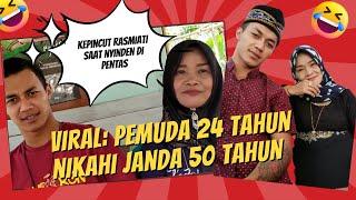Viral Cerita Pemuda 24 Tahun Nikahi Wanita 50 Tahun di Banyumas, Ini Awal Mereka Jatuh Cinta