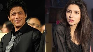 Shah Rukh Khan Excited About Working With Mahira Khan