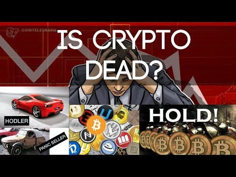 The Panic Selling Continues... (Update on the Crypto markets)