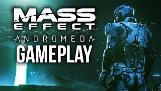 NEW Mass Effect Andromeda Gameplay - Release Date / Collector's Edition Info & More