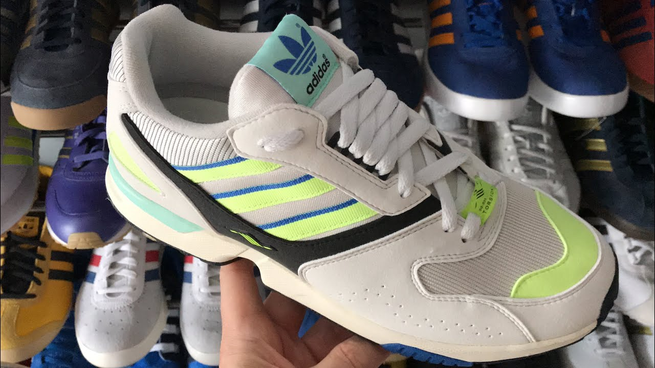 adidas ZX 4000 | Unboxing | Review | On