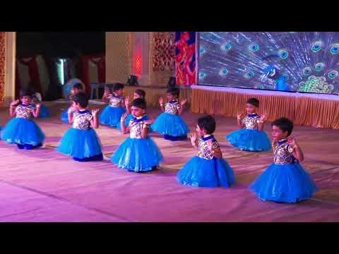 Wonderful Dance by Vivekam Kids | Vivekam Senior Secondary School | Annual Day Fest - 2018