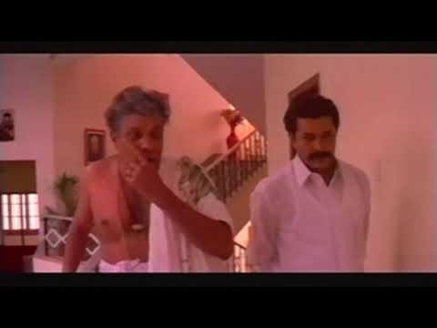 Murali & Rajan P Dev Dialouge Scene | The king movie