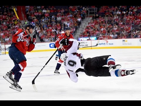Top 5 Hardest Hits of the 2016-17 Season | NHL