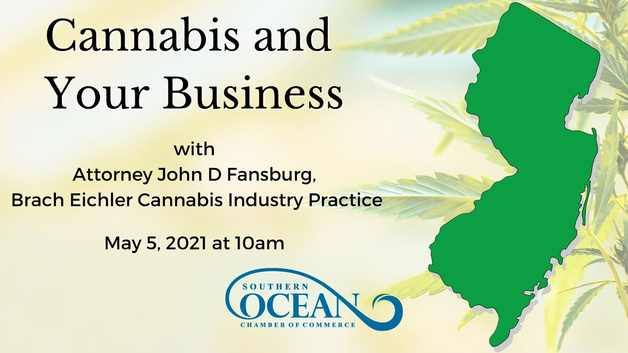 Cannabis & Your Business - Webinar