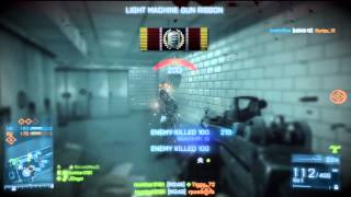Battlefield 3 - 720 vs 1080 Test  - 1080