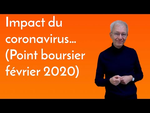 Point boursier (février 2020)