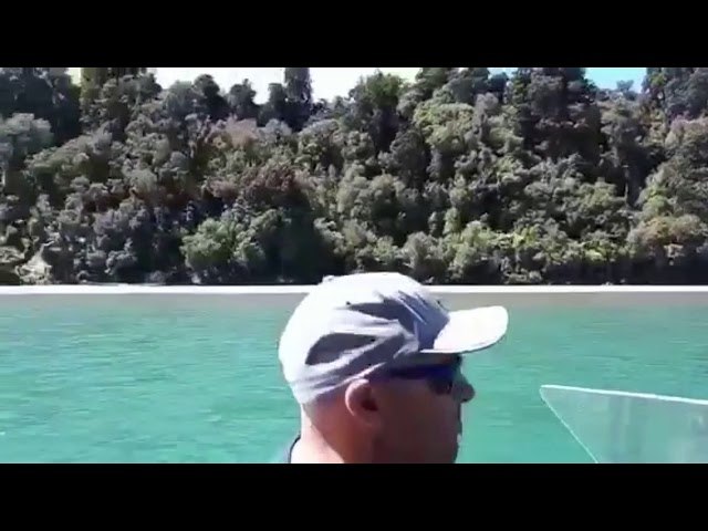 Taramakau Discovery Jet